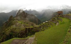 Main View of Machu Picchu, Truly Amazing